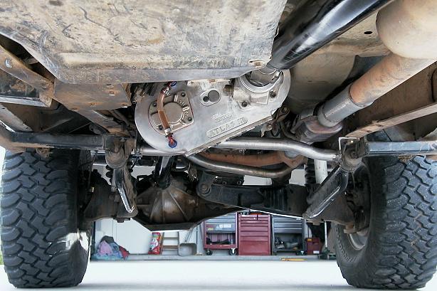 Advanced Adapters Atlas II Transfer Case Ford Explorer